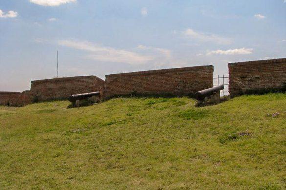 Топове на крепост Баба Вида