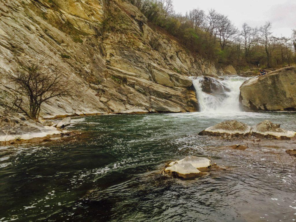 Капиновски водопад
